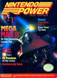 Nintendo Power   July August 1989 p1