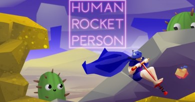 Human Rocket Person Review