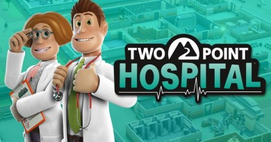 Get Cured With Two Point Hospital On Switch Later This Year