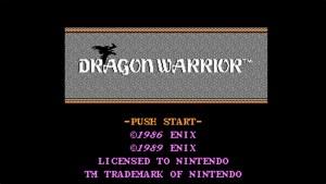 Dragon Warrior (NES) Game Hub