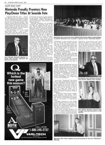 Vending Times | August 1989 p86