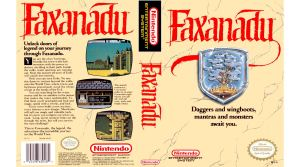 Faxanadu Review
