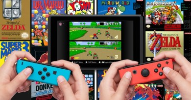 NES & SNES Switch Online Games Now Allow You To Hide Controls
