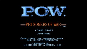 P.O.W. (NES) Game Hub