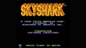 Sky Shark (NES) Game Hub