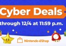 Nintendo eShop Cyber Deals Now Active