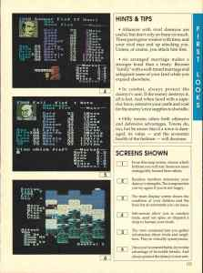 Game Players Buyers Guide To Nintendo Games | October 1989 pg-123