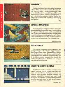 Game Players Buyers Guide To Nintendo Games | October 1989 pg-58