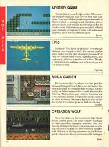 Game Players Buyers Guide To Nintendo Games | October 1989 pg-60