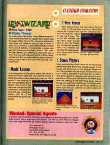 Nintendo Power | September October 1989 pg-75