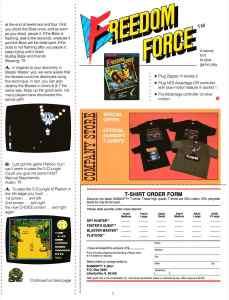 Sunsoft Game Time News 04 Fall 1989 page 5
