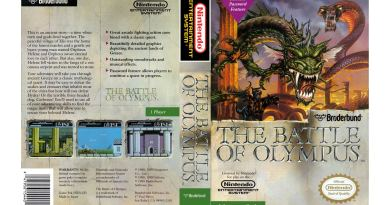 The Battle Of Olympus Review