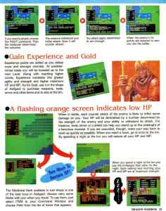 Nintendo Power | November December 1989 | Dragon Warrior Strategy Guide pg-25