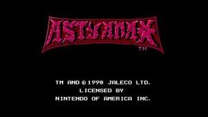Astyanax (NES) Game Hub
