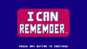Fisher Price: I Can Remember (NES) Game Hub