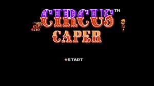 Circus Caper (NES) Game Hub