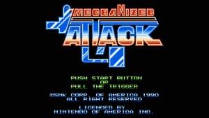 Mechanized Attack (NES) Game Hub