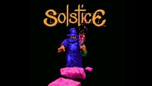 Solstice (NES) Game Hub