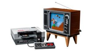 Lego NES Releasing August 1