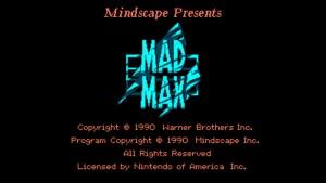 Mad Max (NES) Game Hub