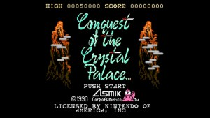 Conquest Of The Crystal Palace (NES) Game Hub