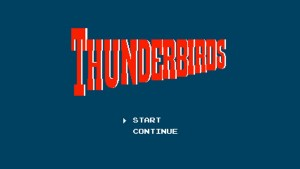 Thunderbirds (NES) Game Hub