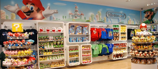 Nintendo World Store Getting A Major Renovation