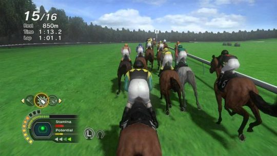 Koei Tecmo is bringing two horse racing games to the Switch     Koei Tecmo is bringing two horse racing games to the Switch   NintendoToday