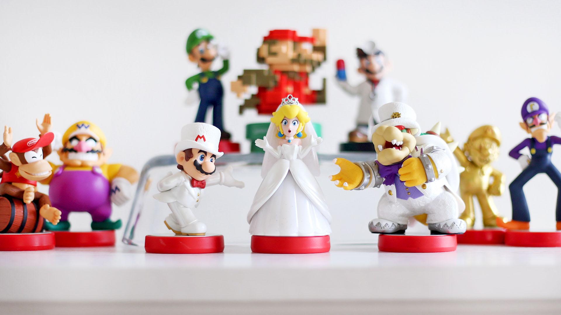 Guide Unlock All Super Mario Odyssey Amiibo Costumes