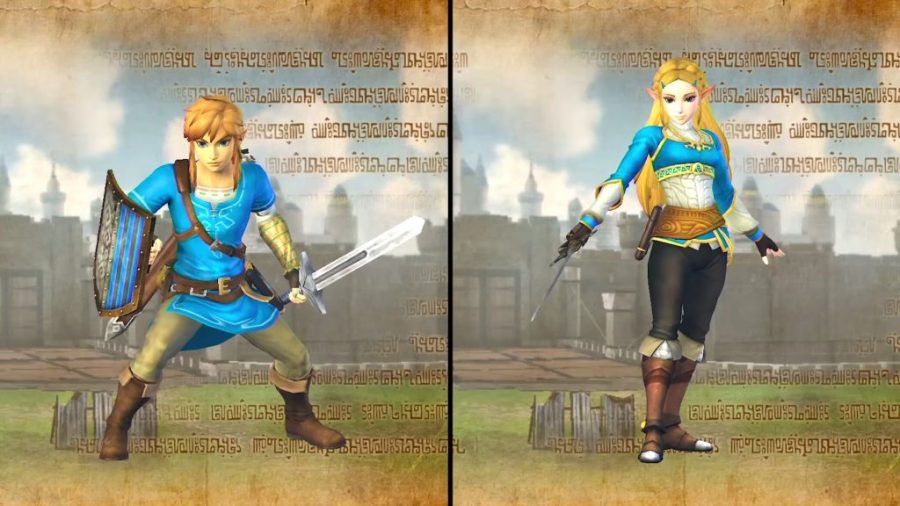 Image result for hyrule warriors definitive edition