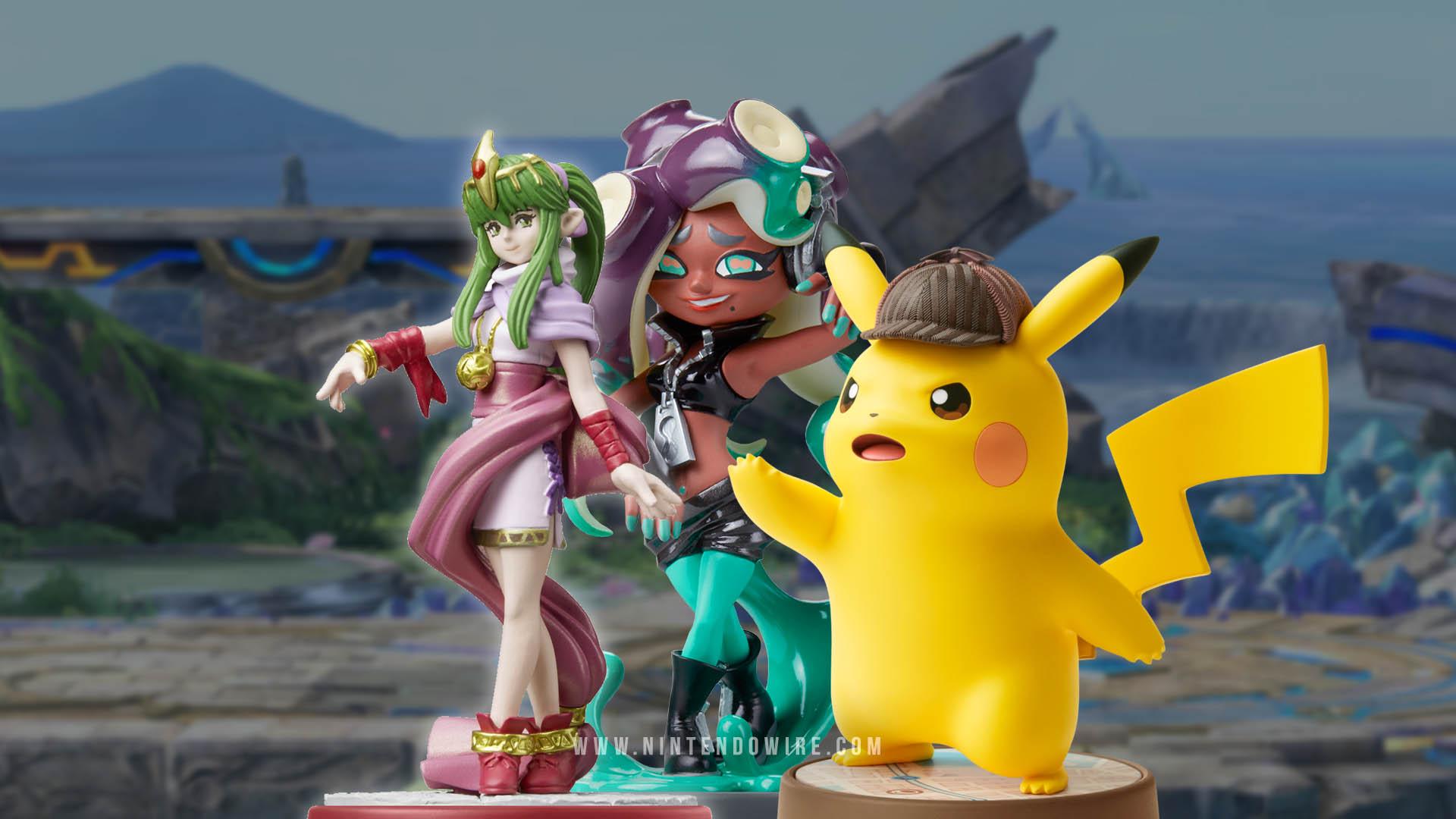 Scanning All Non Fighter Amiibo In Super Smash Bros Ultimate Spirit Unlocks Nintendo Wire