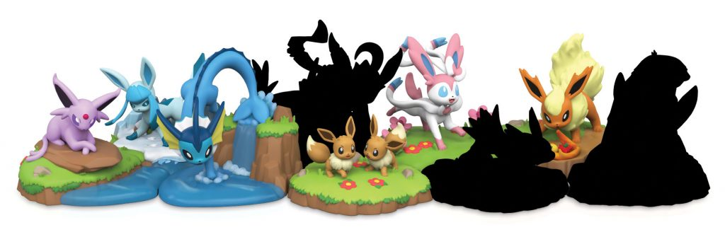 ATTENTION! An Afternoon with Eevee & Friends Espeon figure is available now!