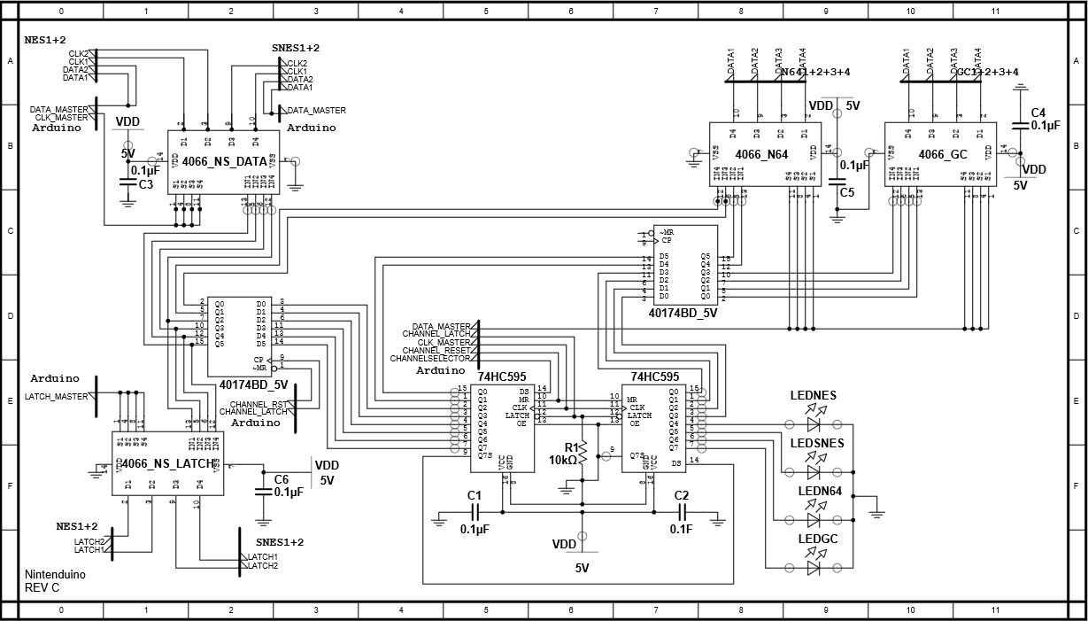 Astonishing N64 Controller Diagram Basic Electronics Wiring Diagram Wiring Digital Resources Remcakbiperorg