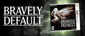 Bravely Default Release banner