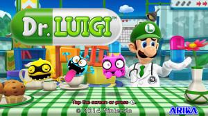 Dr. Luigi Wii U