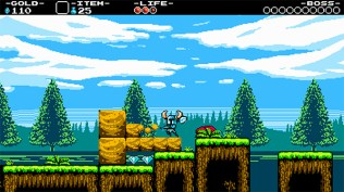 Shovel Knight Screenshot backgound