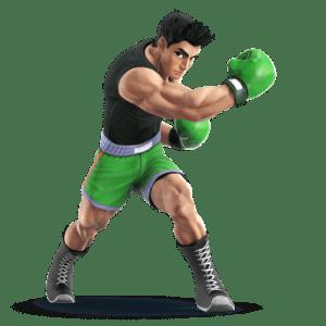 super smash bros character little mac