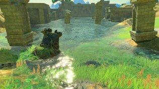 Screenshot Zelda Breath of the Wild (C)