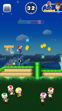 Super Mario Screenshots Battle