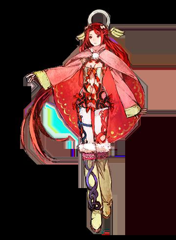 I am Setsuna - Nintendo Switch Character Art