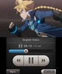 Azure Striker Gunvolt The Anime - Nintendo 3DS Screenshot #3