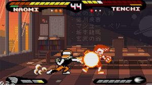 Pocket Rumble Switch Screenshot