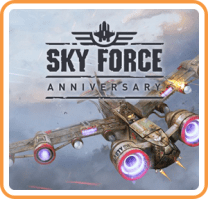 Sky Force Anniversary Wii U