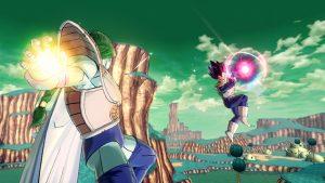 screenshot of Switch Dragon Ball Xenoverse 2
