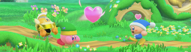 Kirby Star Allies Game Details Banner