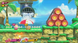Lighting a Bomb with Waddle Dee