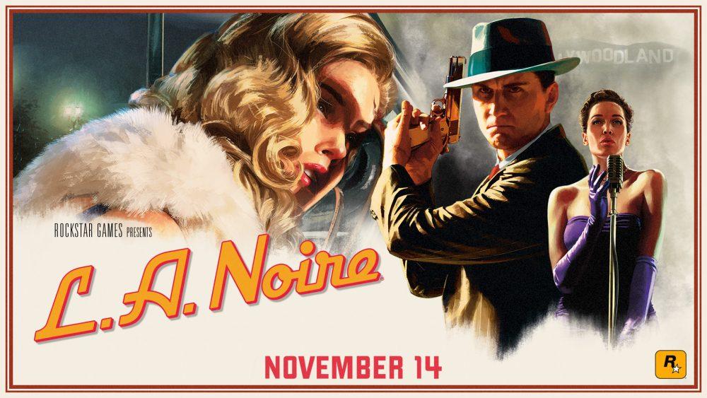 L.A. Noire Nintendo Switch Release Date