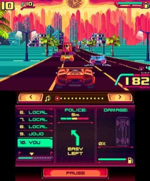 80's OVERDRIVE Screenshot A
