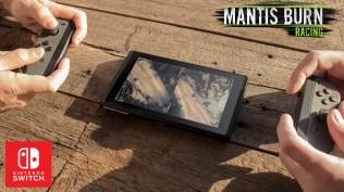 Mantis Burn Racing for Nintendo Switch