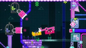 Screenshot Snipperclips Plus